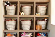 Organize your home / by Elizabeth Klar
