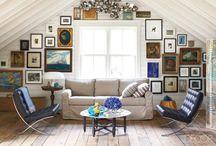 Tucked Away Spaces / by Elizabeth Klar