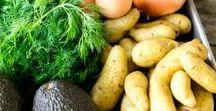 Vegetables, Vegetarians & Vegans / Vegetable-based dishes (main & side), plus Vegetarian & Vegan recipes