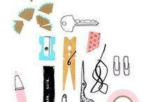 Illustrations - things