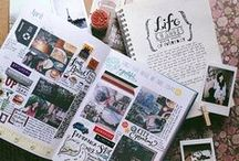 planning and journaling