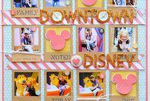Disney Layout Ideas / by Tab Ames