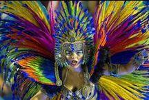 Carnival, Masquerade and Sacred Rituals