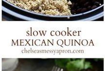 Mexican & Spanish Recipes