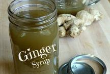 Ginger Yum / All things ginger!
