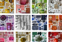 Color Love / Beautiful color palettes. / by Marisa Lerin