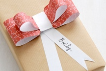 {Packaging} / because presentation is everything.