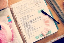 Journal - Traveler's Notebook / Doodles, sketches, collages and more.  / by Marisa Lerin