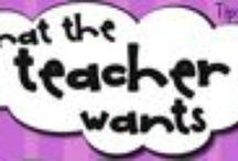 pinteresting teacher blogs / Awesome teacher bloggers.