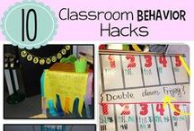 behavior management for the classroom 101 / I love classroom management and feel like it's one of my strengths.  Join in and check out some classroom management ideas that I think rock!