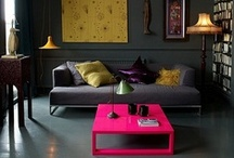 Living Rooms / by Geneviève Fortin
