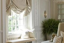 """~ Interiors ~ / """"A room should look like a well dressed lady with style and panache"""""""