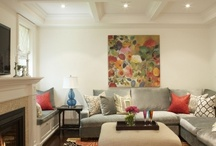Decorating ideas  / by Leigh Blauvelt