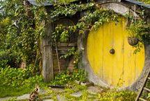 ::Doors:Windows:Gates:: / Beautiful Doors, Gates and Windows Around the World / by Kathleen Marasco