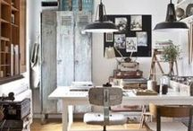 Home office / by Geneviève Fortin