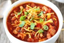 Slow Cooker Recipes / by Maria (Two Peas and Their Pod)
