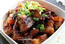 Recipes / by Giang Hoang-Westhafer