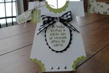 Craft Ideas: Baby cards