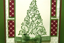Craft Ideas:  Christmas cards & Projects / by Maxine Dyer