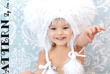 ::Crochet : Baby Hats:: / Gorgeous Hats for Photography or Just to wear.... / by ~ Kathleen Marasco ~