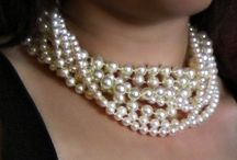 ~ A Girl and Her Pearls ~