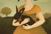 Bunnies / by Jen K.