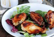 Chicken / Winner, winner chicken dinner!  / by Maria (Two Peas and Their Pod)