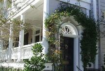~ Entrez ~ / Doorway designs and gated entrances