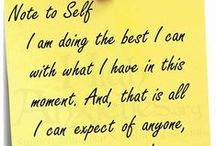 Self Awareness/ Self Improvement / by Yola Rivers