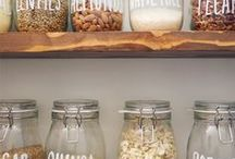 Perfect Pantry / The perfect pantry-someday I will have one!