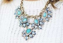 Jewelry We Adore / Whether it is a necklace, bracelet or simple stud earring, jewelry can make or break an outfit!