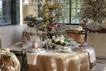 ~ Romancing The Home ~ / Beauty and fine details that bring romance into everyday living... / by Pat Cole