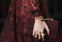 ~ Marsala ~ / Marsala - robust and earthy red wine tones...Pantone color of 2015 makes an elegant statement.