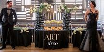 Art Deco Weddings / The Roaring Twenties, Gatsby or Art Deco - no matter what you call it, find all the inspiration and ideas you need to create a memorable Art Deco wedding on this board.