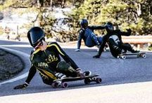 S*pin Skate Girls / These girls are rocking it and push our limits! If she can so can you! <3