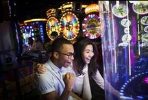 """Summer Fun Day Pass! / Summer just got """"funner"""" with the Summer Fun Day Pass at Destiny USA! Now through September 5th, the Day Pass offers guests admission into any four of Destiny USA's 20 participating entertainment and restaurant venues as well as FREE admission to the New York State Fair!"""