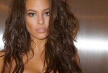 Ashley Graham / All about Ashley Graham. A beautiful person..with a beautiful body.