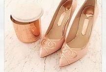 Rose Gold Weddings