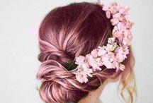 h a i r y s i t u a t i o n s ♥ / beautiful, fun, & whimsical hair. / by Alycia Crowley