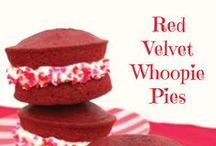 Food - Red Velvet / All kinds of recipes for Red Velvet / by Freemotion by the River
