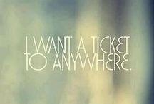 Take Me Away / by Amanda Davis