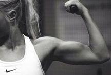 Fitness & Sports / by Stephanie VanDusen