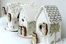 Gingerbread Mania / by Crystal Rose