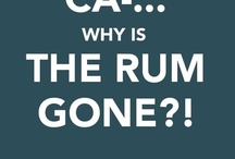 Why is the Rum Gone? / by Crystal Rose
