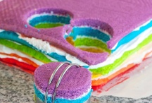 cake recipes / by Leann Jester