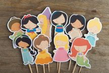 Kid Party Ideas / by Kim Lamour
