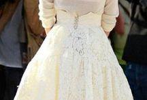 dresses  / by Martha Villeda