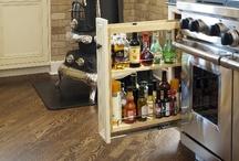 Cabinet Inspiration / by Parrish Built