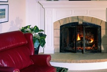 Fireplaces - Design Ideas / by Parrish Built