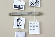 DIY / Amazing and creative ideas to try out yourself!